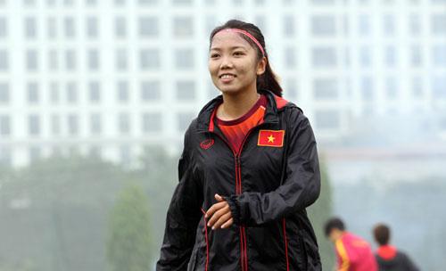 Huỳnh Như được mời sang Bồ Đào Nha thi đấu.