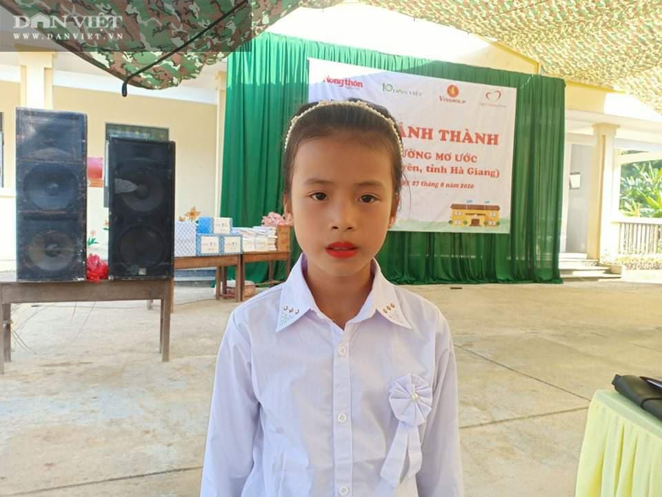 """Báo NTNN/Dân Việt - Quỹ Thiện Tâm: Khánh thành """"điểm trường mơ ước"""" đầu tiên tại Hà Giang - Ảnh 6."""