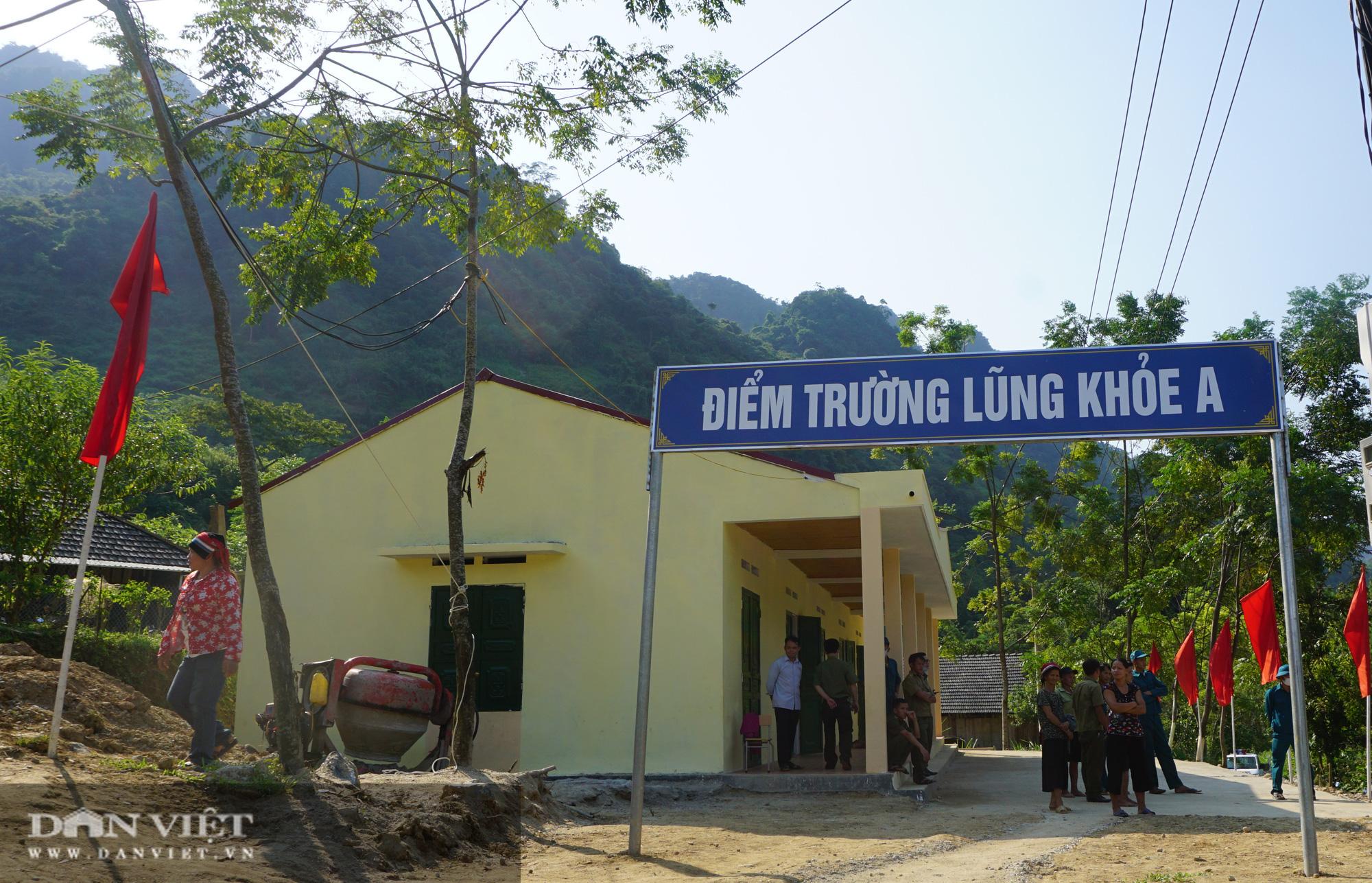 """Báo NTNN/Dân Việt - Quỹ Thiện Tâm: Khánh thành """"điểm trường mơ ước"""" đầu tiên tại Hà Giang - Ảnh 1."""