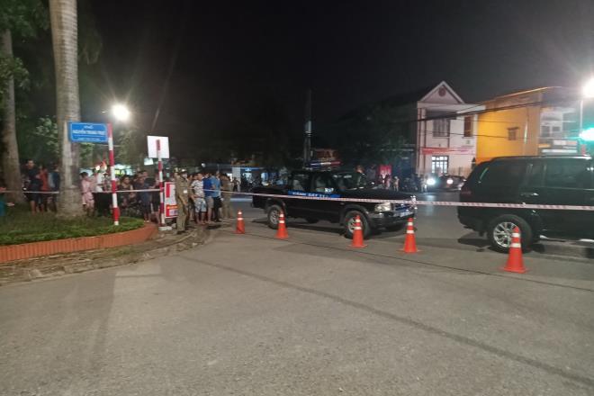 Vụ nổ súng bắn 2 người thương vong ở Thái Nguyên: Diễn biến nóng về nghi phạm - Ảnh 3.
