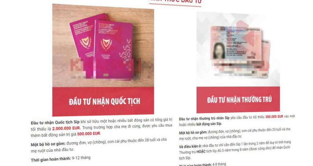 Chào mời mua quốc tịch Cyprus tại Việt Nam - Ảnh 1.