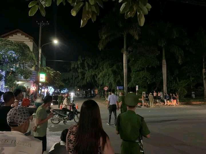 Vụ nổ súng bắn 2 người thương vong ở Thái Nguyên: Diễn biến nóng về nghi phạm - Ảnh 2.