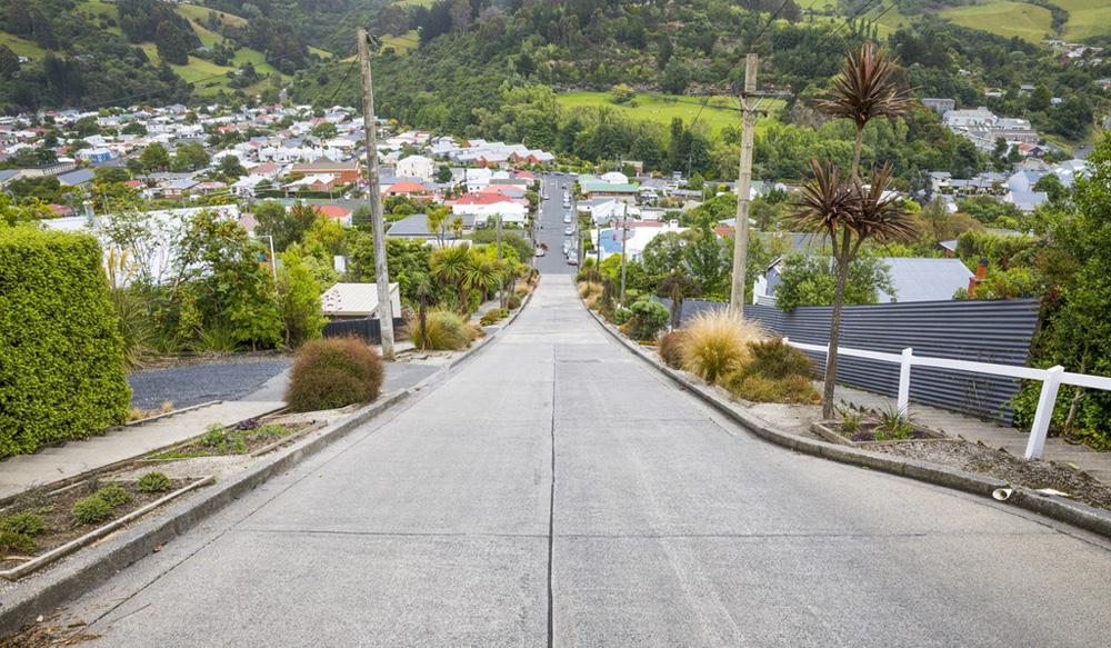 Chiêm ngưỡng con đường được mệnh danh dốc nhất thế giới - Ảnh 1.