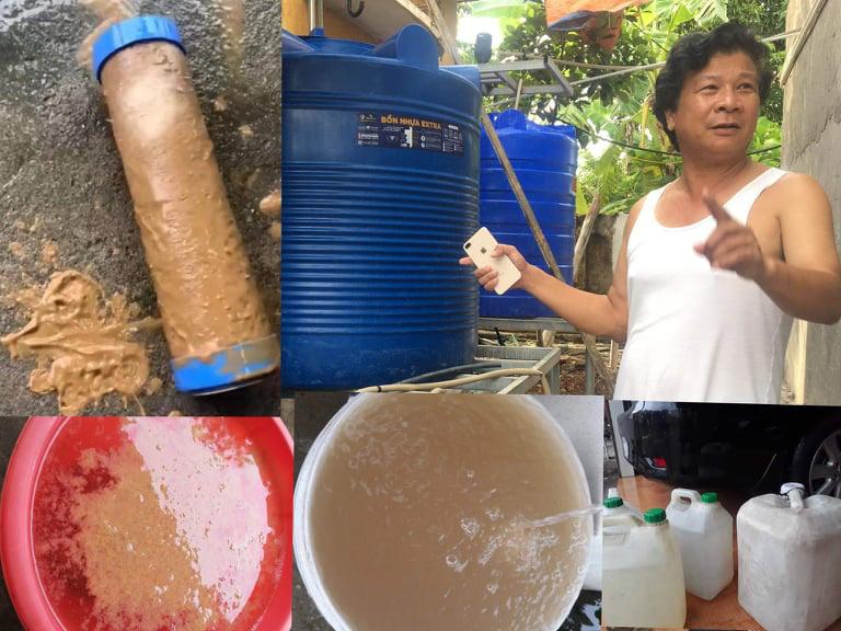 Phú Thọ: Dân ấm ức vì bỏ tiền mua nước sạch lại nhận về nước sông? - Ảnh 1.