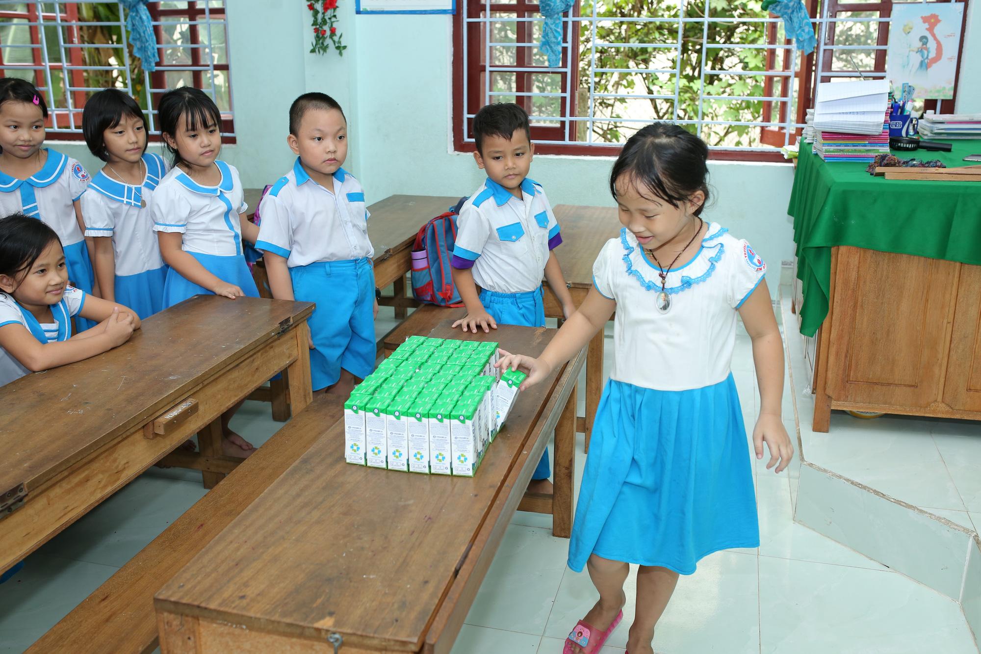 Sữa học đường sẵn sàng cho ngày tựu trường năm học mới - Ảnh 3.