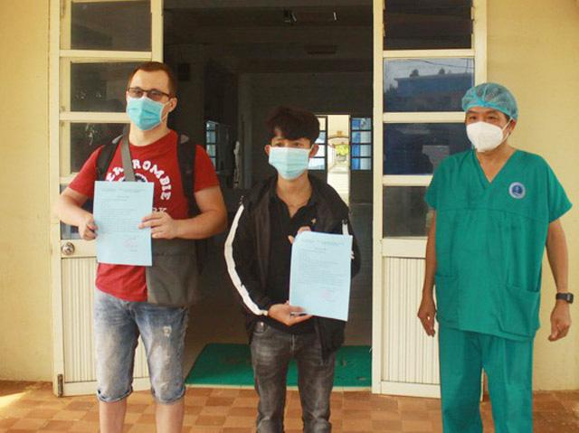 Quảng Ngãi: Trở về được 16 ngày, bệnh nhân 419 tái dương tính SARS-CoV-2  - Ảnh 2.