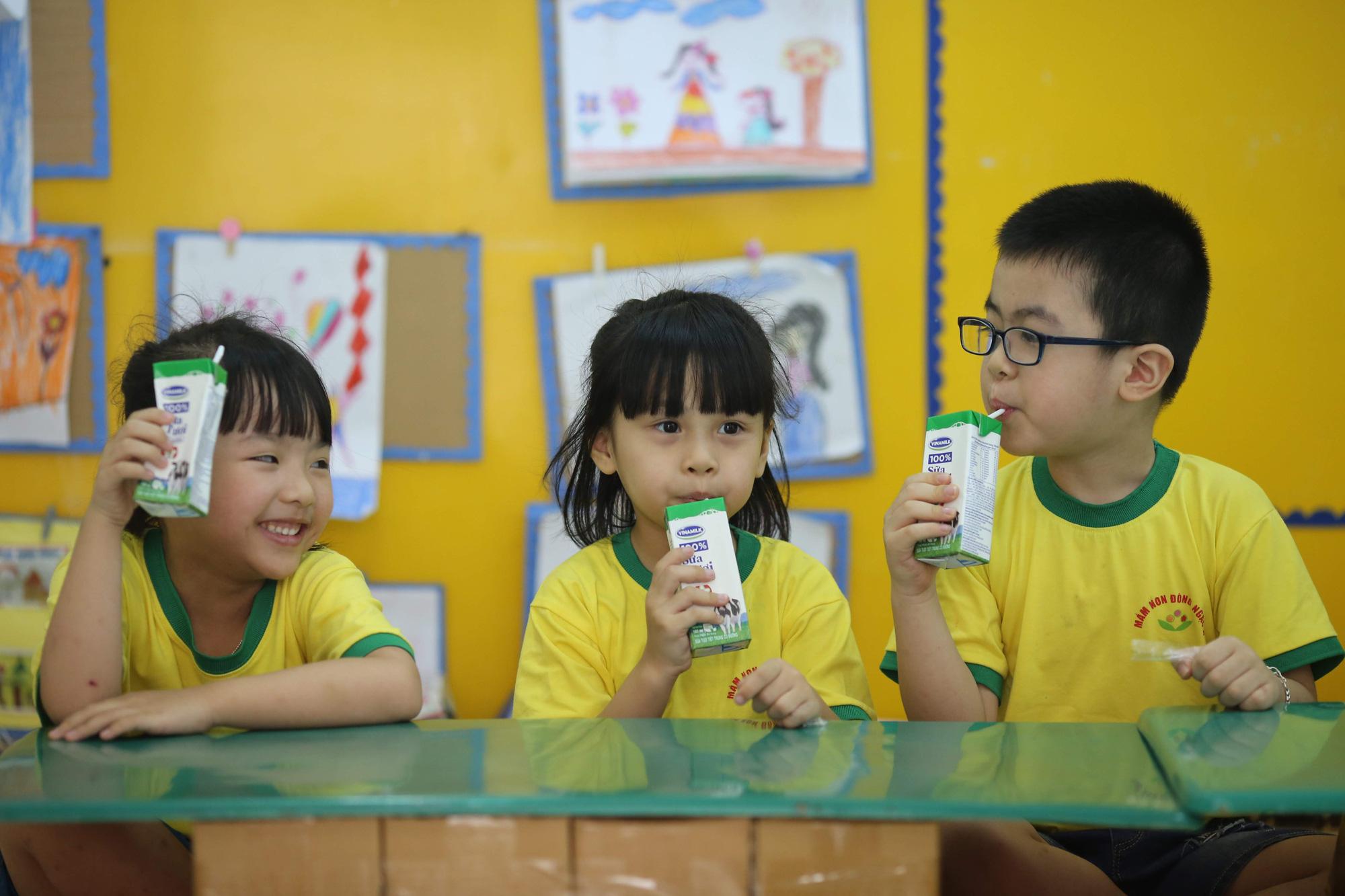 Sữa học đường sẵn sàng cho ngày tựu trường năm học mới - Ảnh 5.