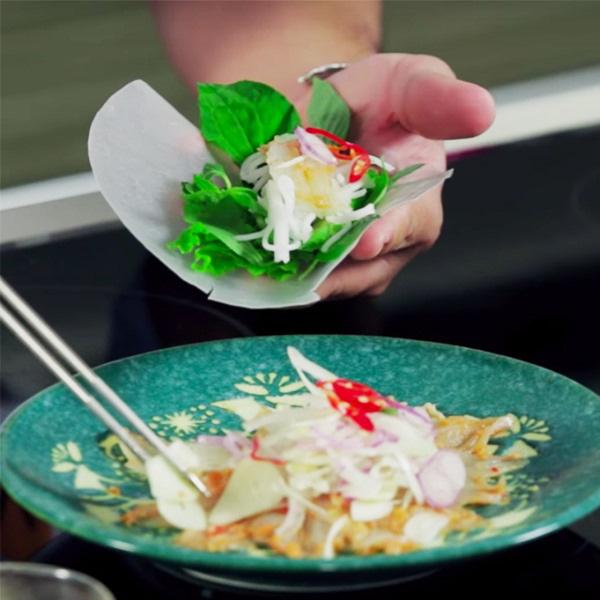 """Bình Định: Thứ gỏi cá được ví như """"sushi"""" phiên bản Việt, tươi rói, giòn tan, nồng nàn vị biển - Ảnh 6."""