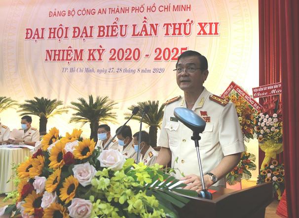 Đại tá Lê Hồng Nam, Giám đốc Công an TPHCM giữ chức Bí Thư Đảng ủy Công an TP nhiệm kỳ 2020 – 2025 - Ảnh 2.