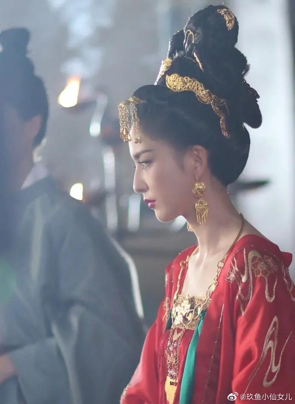 Ở tuổi U40, mà Đồng Lệ Á vẫn bùng nổ visual khi hóa thân thành Tây Thi đẹp xuất sắc trong phim mới - Ảnh 4.
