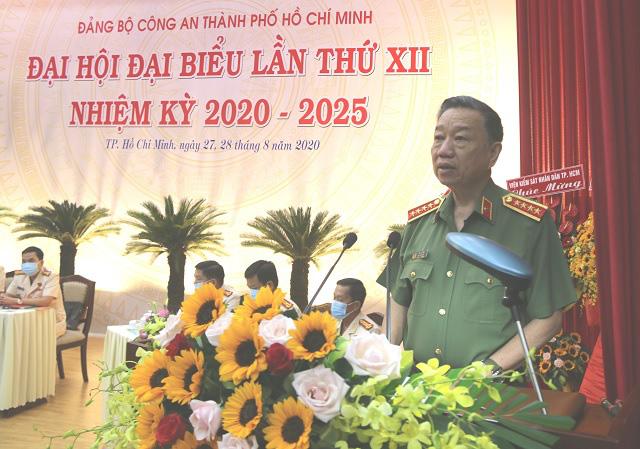 Đại tá Lê Hồng Nam, Giám đốc Công an TPHCM giữ chức Bí Thư Đảng ủy Công an TP nhiệm kỳ 2020 – 2025 - Ảnh 3.