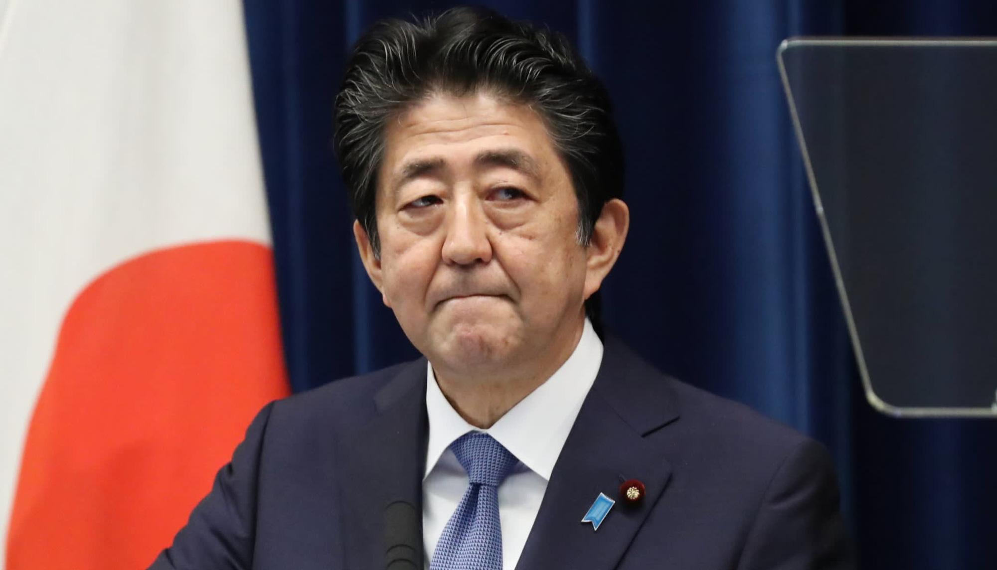 Thủ tướng Nhật Bản Abe tuyên bố từ chức    - Ảnh 1.