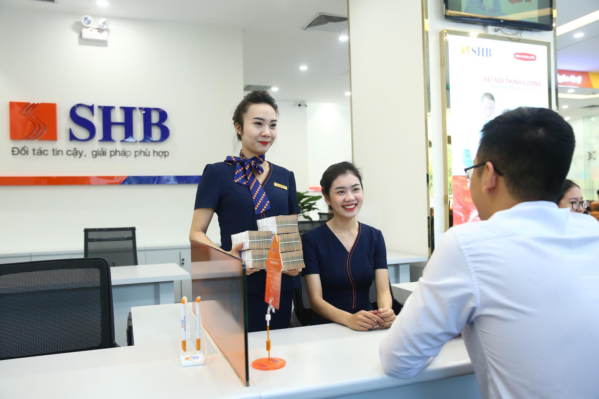 SHB tích cực giảm lãi suất cho vay khách hàng cá nhân - Ảnh 1.