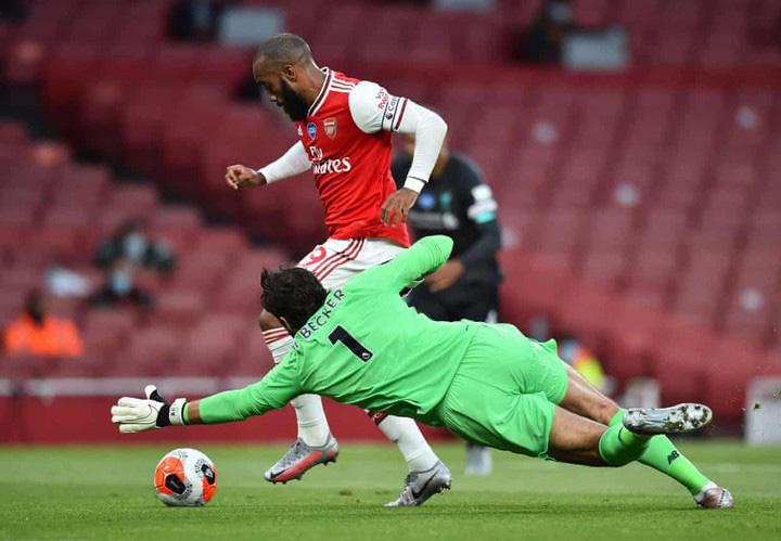 BLV  Ngô Quang Tùng nhận định trận Siêu Cúp Anh Arsenal vs Liverpool - Ảnh 1.