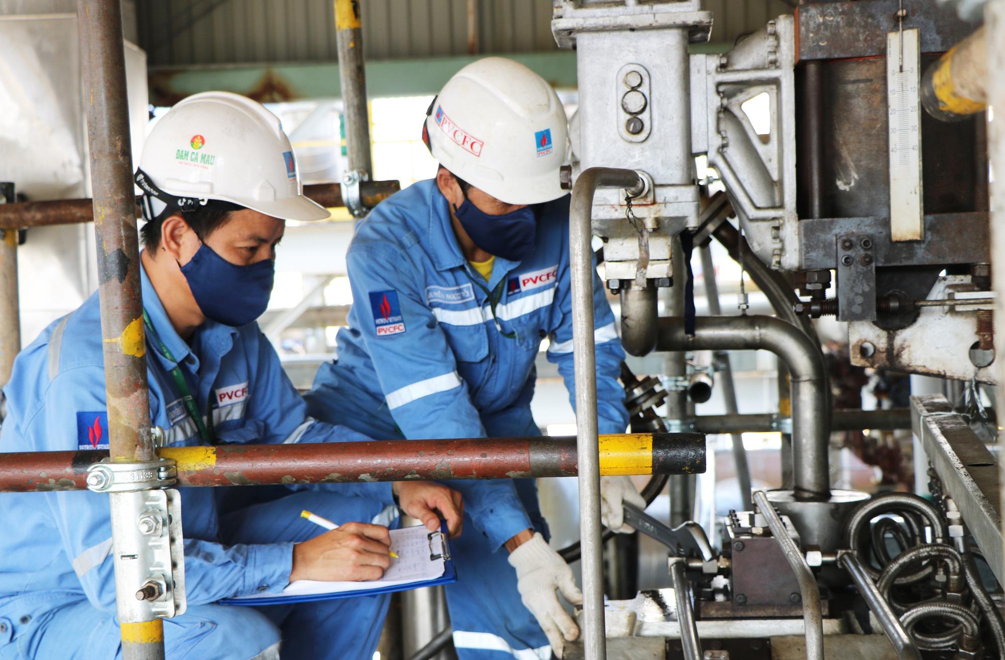 Nhà máy Đạm Cà Mau hoàn thành bảo dưỡng vượt tiến độ năm 2020 - Ảnh 3.