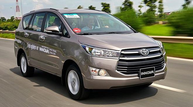 Toyota Innova mẫu xe đa dụng ăn khách, giá lăn bánh hiện tại bao nhiêu? - Ảnh 1.
