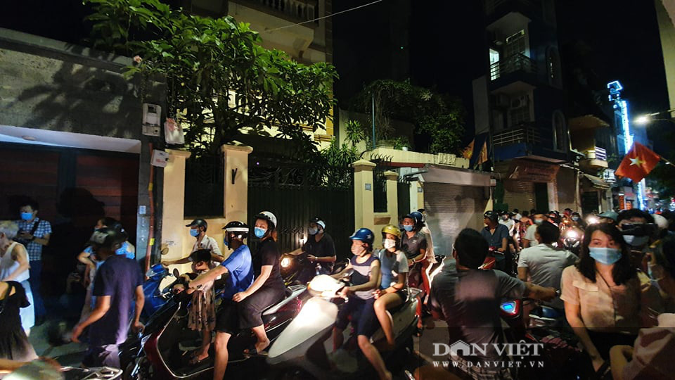 Khám xét nhà Chủ tịch UBND TP.Hà Nội Nguyễn Đức Chung - Ảnh 26.