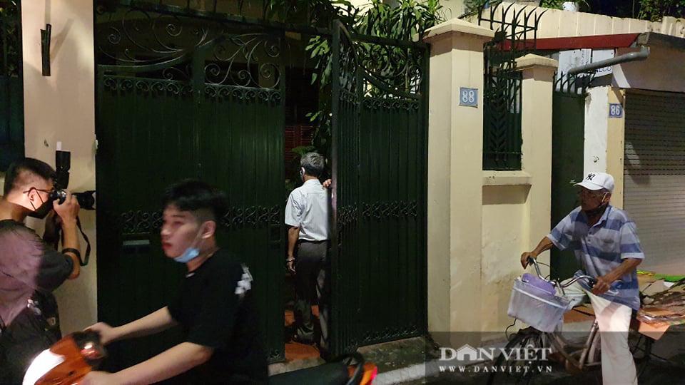 Cập nhật: Bộ Công an khởi tố, bắt tạm giam Chủ tịch Hà Nội Nguyễn Đức Chung - Ảnh 11.