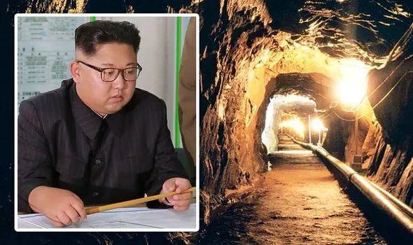 Những đường hầm bí mật của Triều Tiên để xâm nhập vào Hàn Quốc 'mạnh hơn 10 quả bom nguyên tử'   - Ảnh 1.
