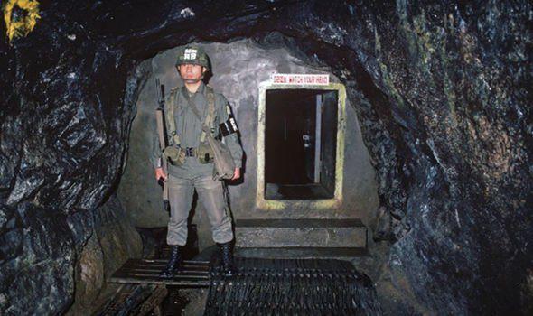 Những đường hầm bí mật của Triều Tiên để xâm nhập vào Hàn Quốc 'mạnh hơn 10 quả bom nguyên tử'   - Ảnh 2.