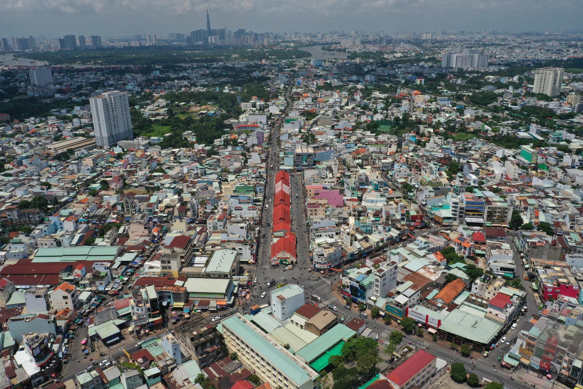Giá đất Trường Thọ tăng vọt theo đề án thành phố Thủ Đức - Ảnh 2.