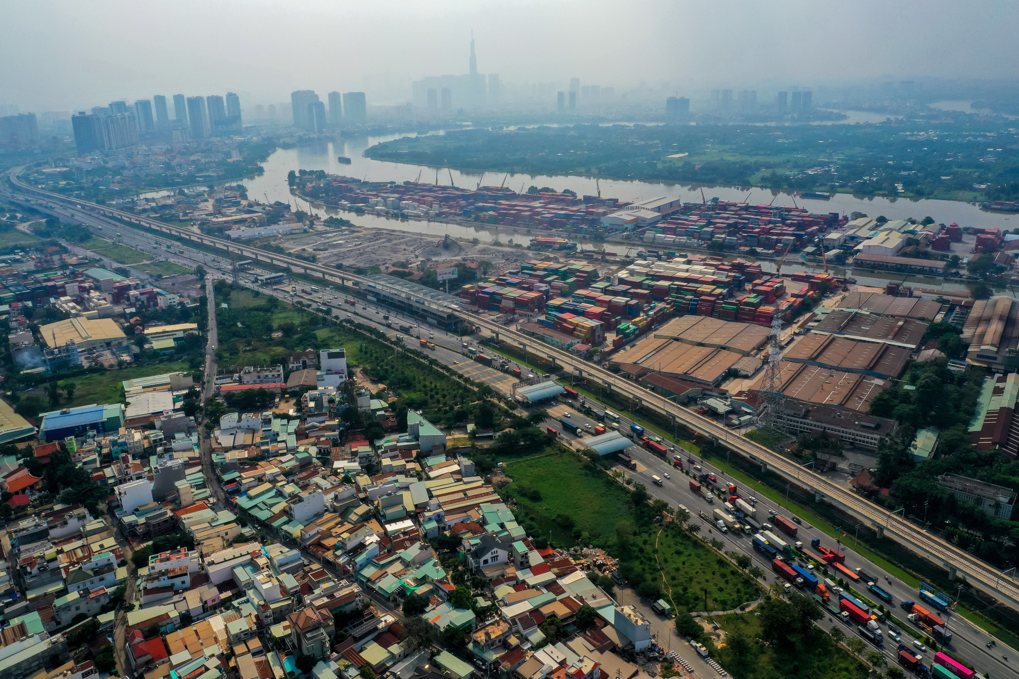 Giá đất Trường Thọ tăng vọt theo đề án thành phố Thủ Đức - Ảnh 1.