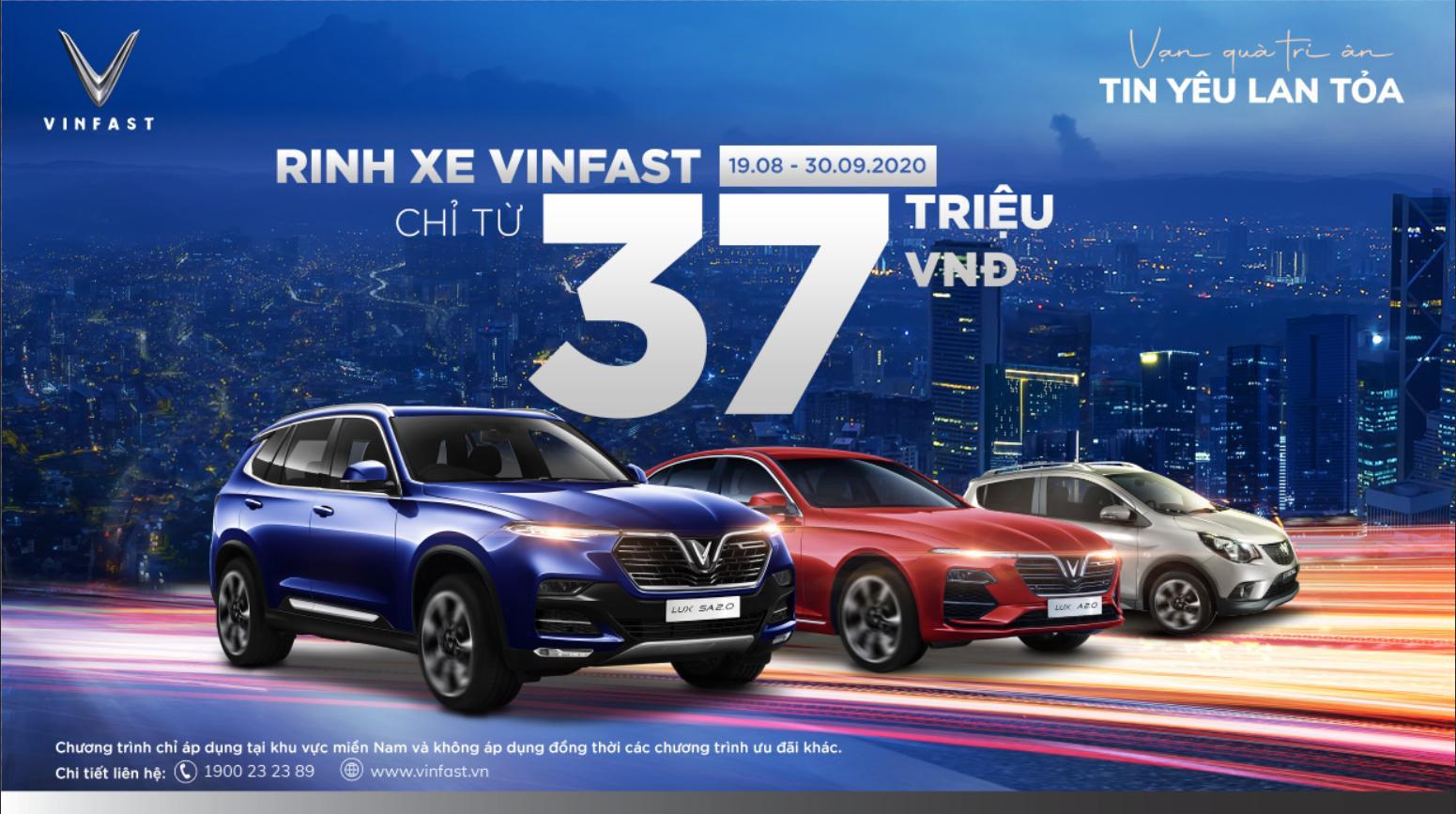 Chuyện khó tin nhưng có thật: Mua ô tô VinFast chỉ với 37 triệu đồng - Ảnh 3.