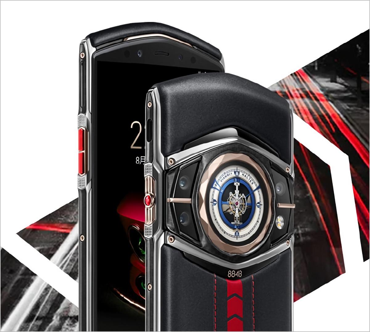 Chiêm ngưỡng siêu phẩm điện thoại khung titan, sợi carbon giá khủng - Ảnh 1.