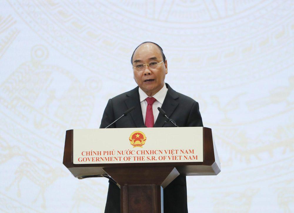 Thủ tướng Nguyễn Xuân Phúc chủ trì lễ kỷ niệm 75 năm Quốc khánh - Ảnh 2.