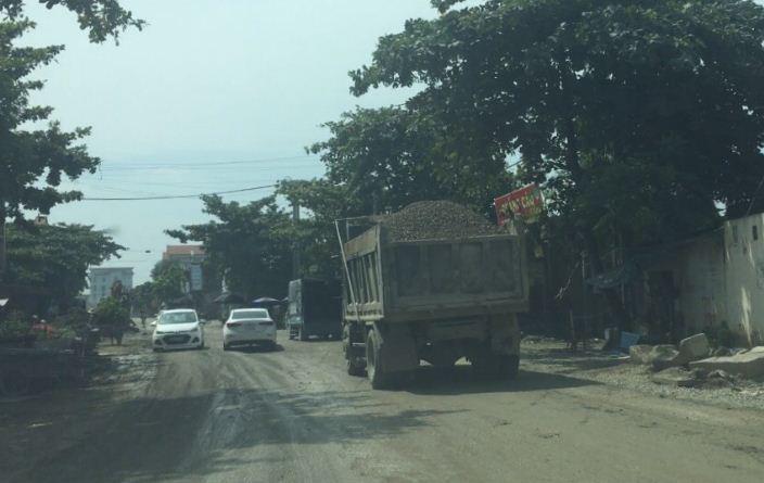 Hải Dương: Xe tải cơi nới, chạy rầm rập suốt ngày đêm qua Ninh Giang - Ảnh 4.
