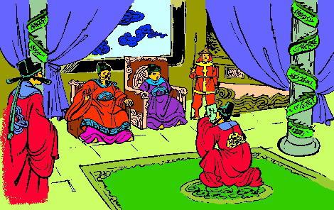 Ông vua nào lập hoàng hậu khi mới 6 tuổi? - Ảnh 3.