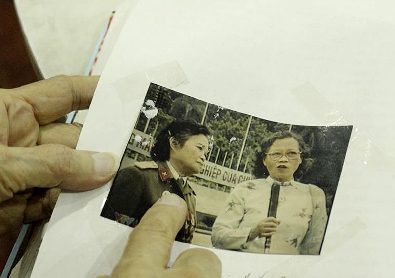 Chuyện về giáo sư Lê Thi - người phụ nữ kéo cờ trong ngày Quốc khánh 2/91945 vừa qua đời ở tuổi 95 - Ảnh 5.