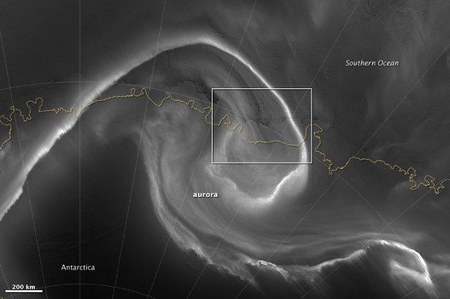 Cánh cổng thời gian thực sự tồn tại ở Nam Cực? - Ảnh 1.