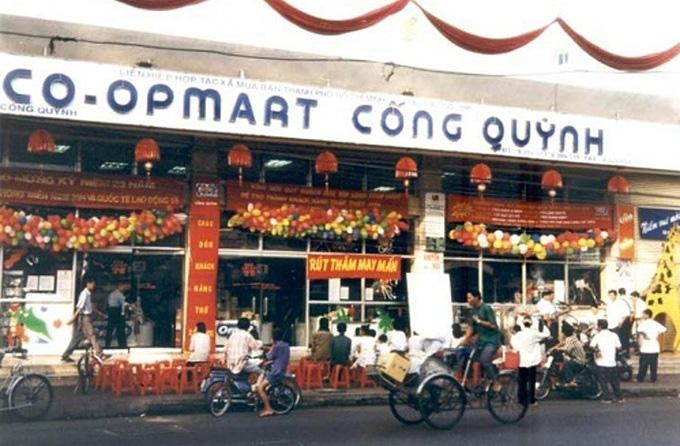 Co.opmart lâu đời nhất Sài Gòn nguy cơ đóng cửa  - Ảnh 1.