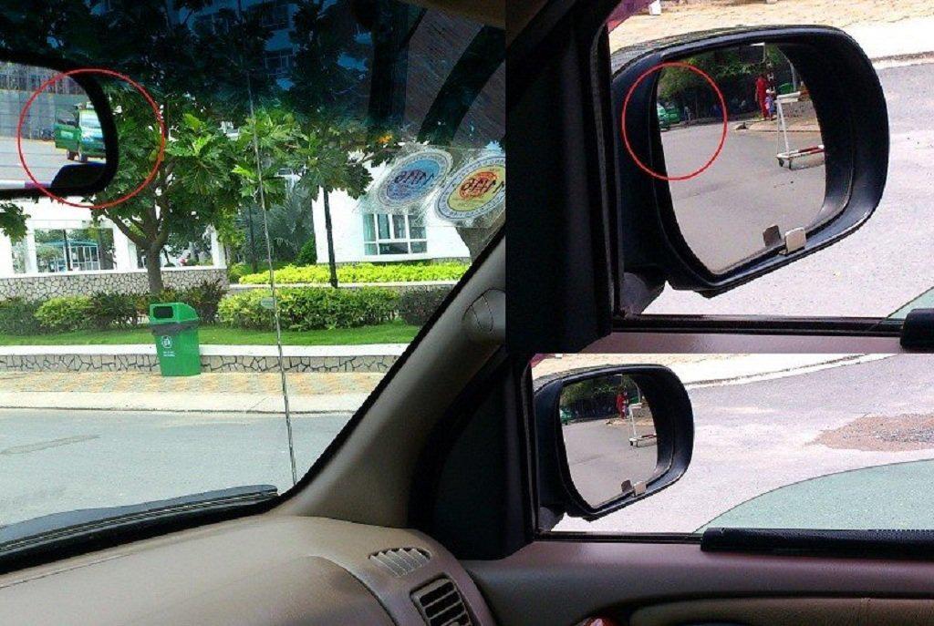 Điểm mù trên ô tô: Tài xế cần chú ý để an toàn cho bản thân - Ảnh 2.