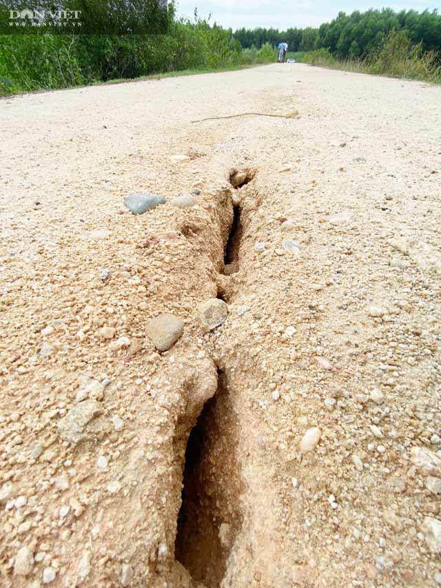 """Quảng Ngãi: Nằm dưới """"bom nước"""" gần 1 triệu m3 đe dọa vỡ là khu dân cư  - Ảnh 2."""