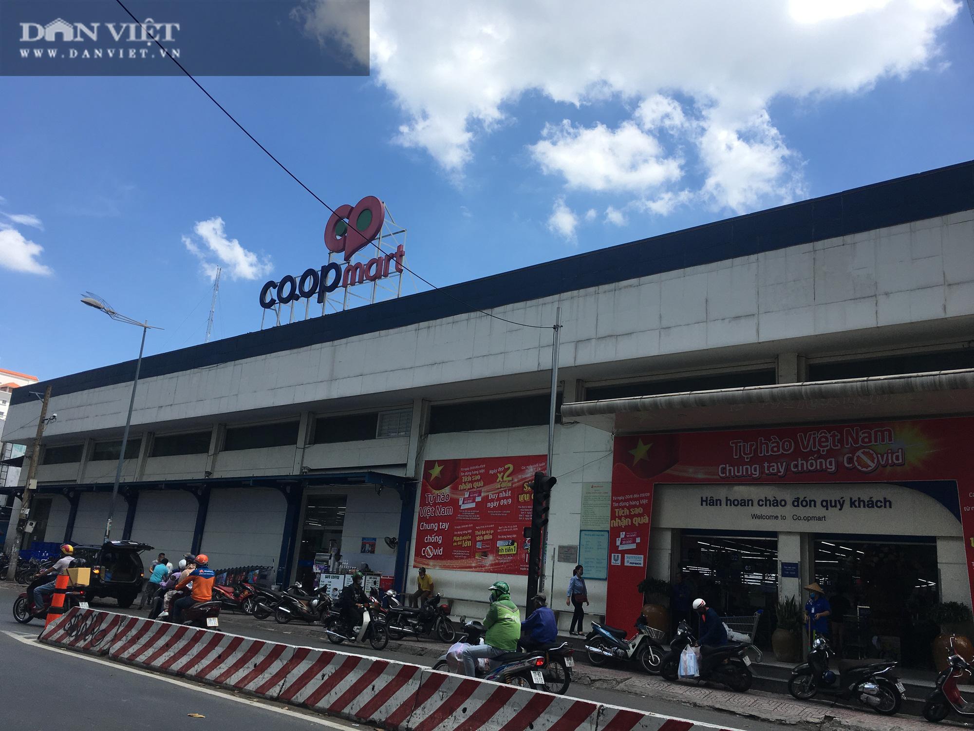 Co.op Mart Cống Quỳnh phải đóng cửa: UBND TP.HCM đề nghị Bộ Tư lệnh Bộ đội biên phòng hỗ trợ - Ảnh 1.
