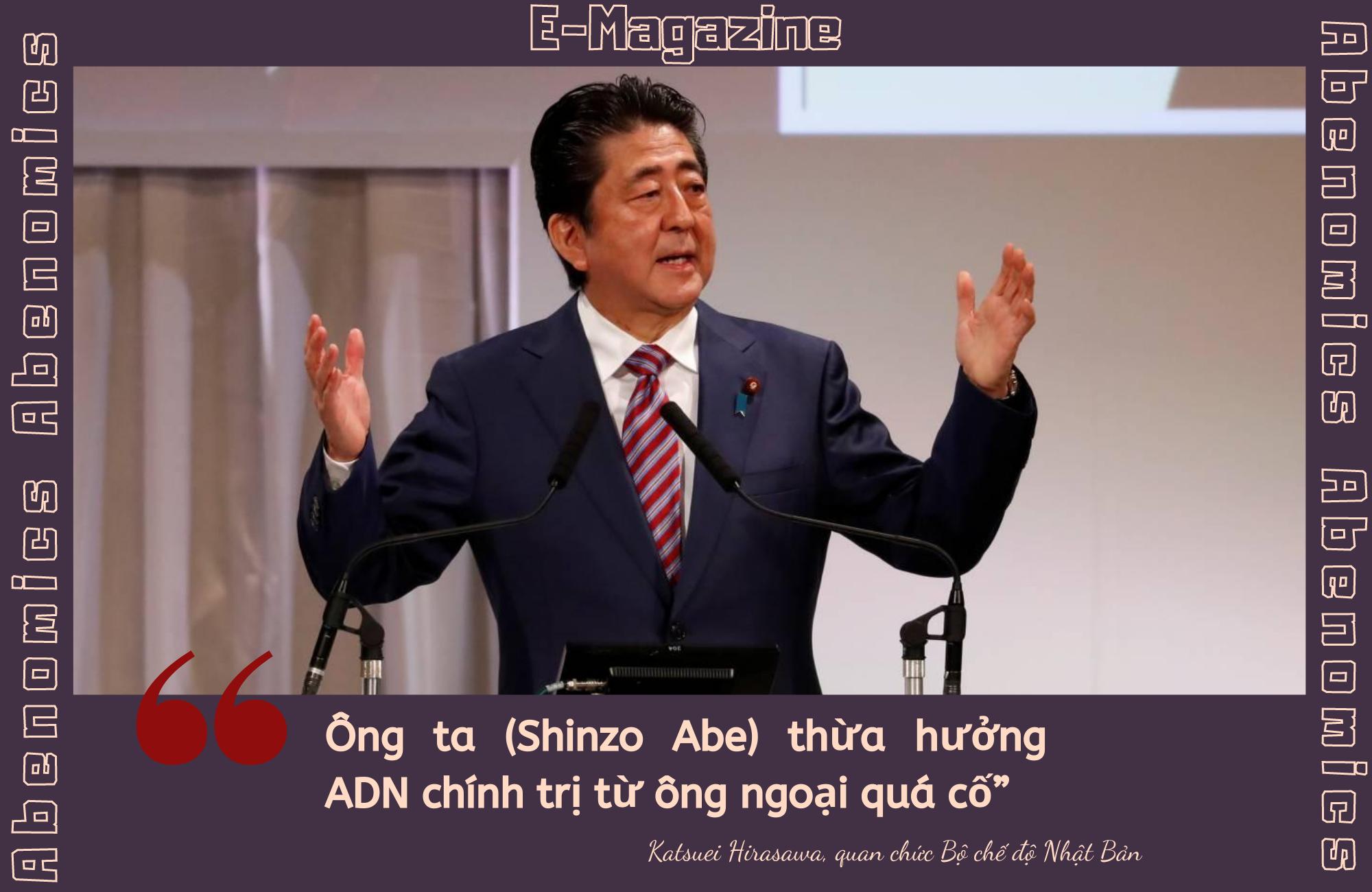 """Shinzo Abe đã """"phù phép"""" kinh tế Nhật Bản hồi sinh như thế nào? - Ảnh 2."""