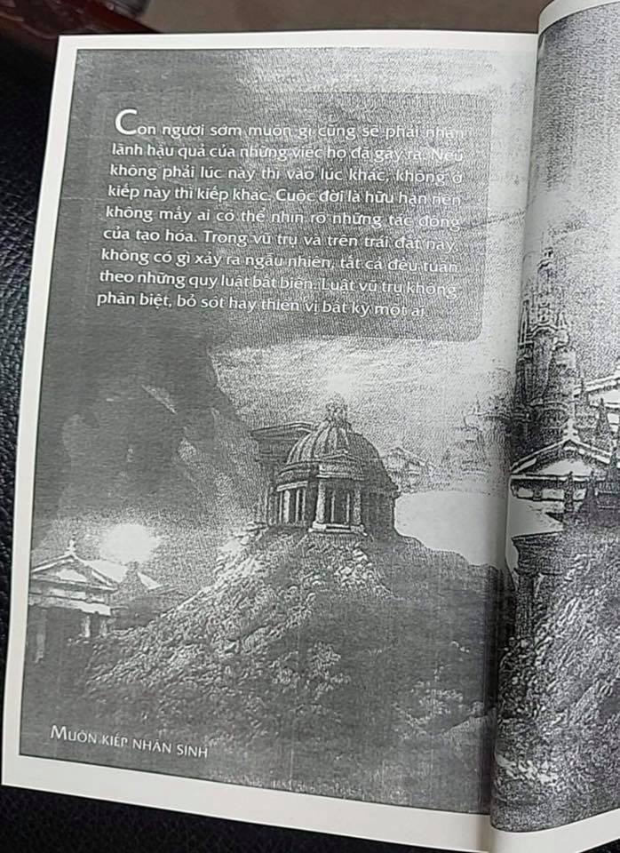 """Cuốn sách best-seller """"Muôn kiếp nhân sinh"""" bị làm giả, in lậu hàng loạt tại Hà Nội - Ảnh 3."""