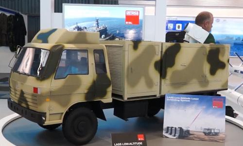 """Súng laser LAG II của Trung Quốc: """"Sát thủ"""" diệt máy bay không người lái - Ảnh 1."""