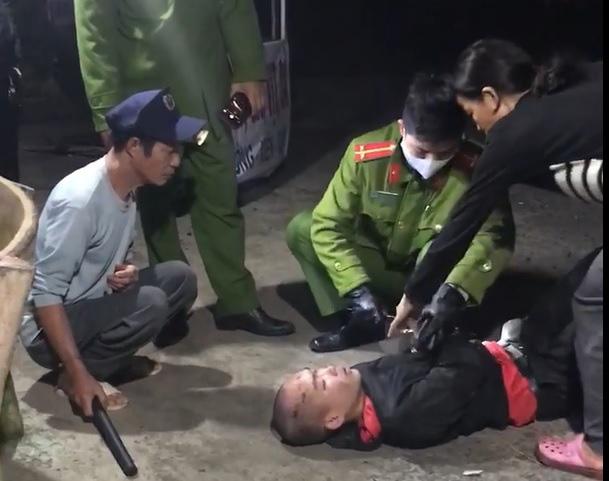 Đạp xe đạp từ TP.Hồ chí Minh lên Đà Lạt chém người nguy kịch, cướp tài sản - Ảnh 2.