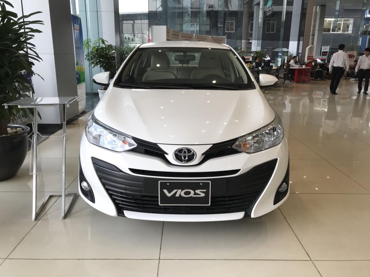 Tin xe (29/8): Đại lý thi nhau giảm giá xe Toyota Vios - Ảnh 1.
