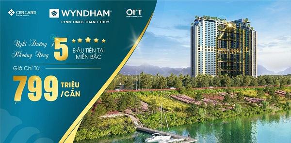 Phú Thọ: Chưa GPXD, bị xử phạt, dự án nghìn tỷ Wyndham vẫn ngang nhiên rao bán - Ảnh 1.
