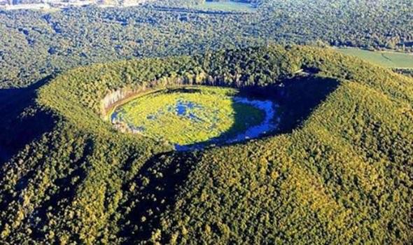 Các nhà khoa học Trung Quốc cảnh báo núi lửa đã tắt từ 500.000 năm trước đang nóng trở lại - Ảnh 2.