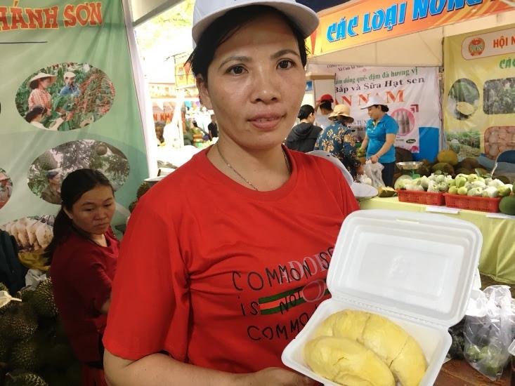 Ảnh hưởng dịch Covid-19: Dừng tổ chức phiên chợ nông sản Khánh Hòa năm 2020 - Ảnh 2.