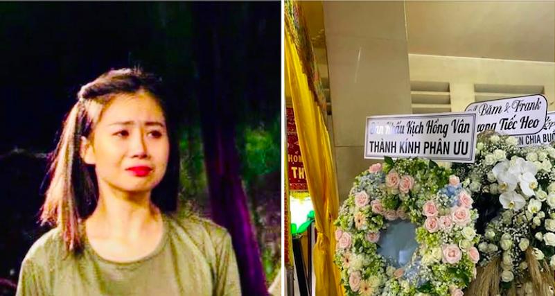 Diễn viên Kim Ngân qua đời ở tuổi 32 khiến NSND Hồng Vân, MC Quốc Thuận xót xa - Ảnh 1.