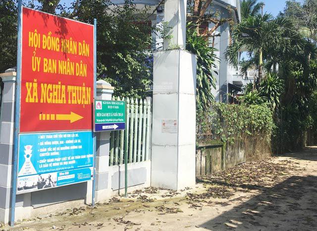 Quảng Ngãi: Lèm nhèm việc quản lý đầu tư đường giao thông nông thôn  - Ảnh 2.