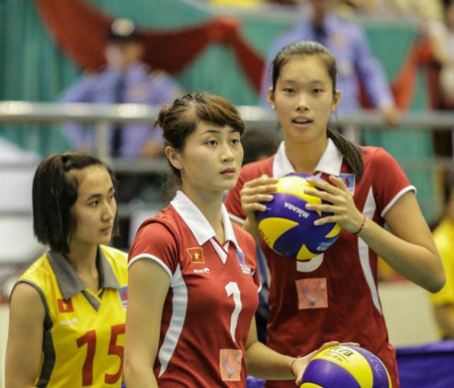 Chuyện lạ về Trần Thị Thanh Thúy 1m93 - nữ VĐV bóng chuyền cao nhất Việt Nam - Ảnh 1.