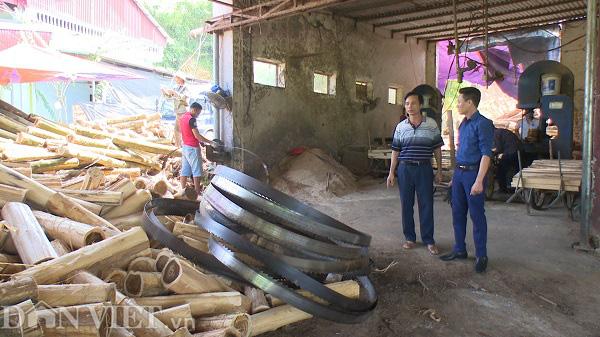 Phú Thọ: Từ hộ nghèo người dân phải góp tiền xây nhà, thành tỷ phú nhờ nghề gỗ công nghiệp - Ảnh 5.