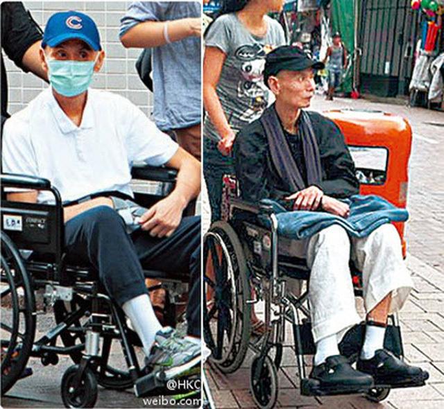 """""""Ngưu ma vương"""" Lưu Gia Huy: Bệnh tật, ngồi xe lăn, bị vợ con phản bội - Ảnh 4."""